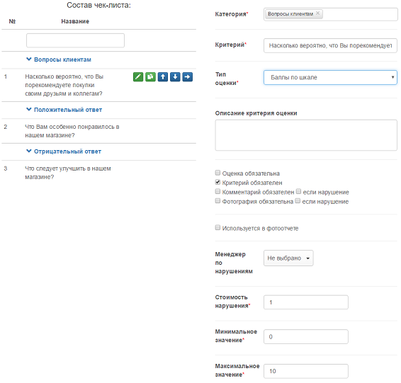 Индекс лояльности клиентов nps как метрика репутации компании nps net promoter score check list constructor